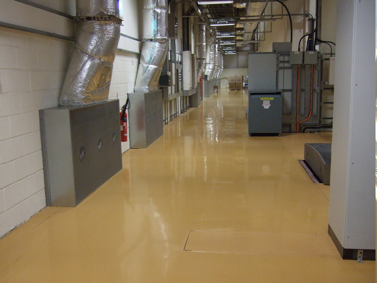 FeRFA Heavy Duty Flowable Flooring