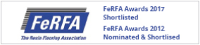 Shortlisted for FeRFA Awards in 2012 & 2017