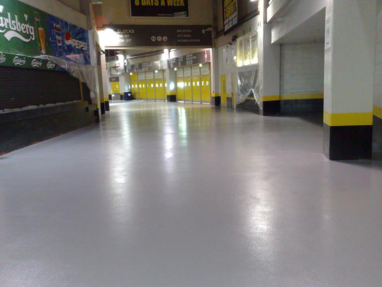 Resin Flooring Manchester