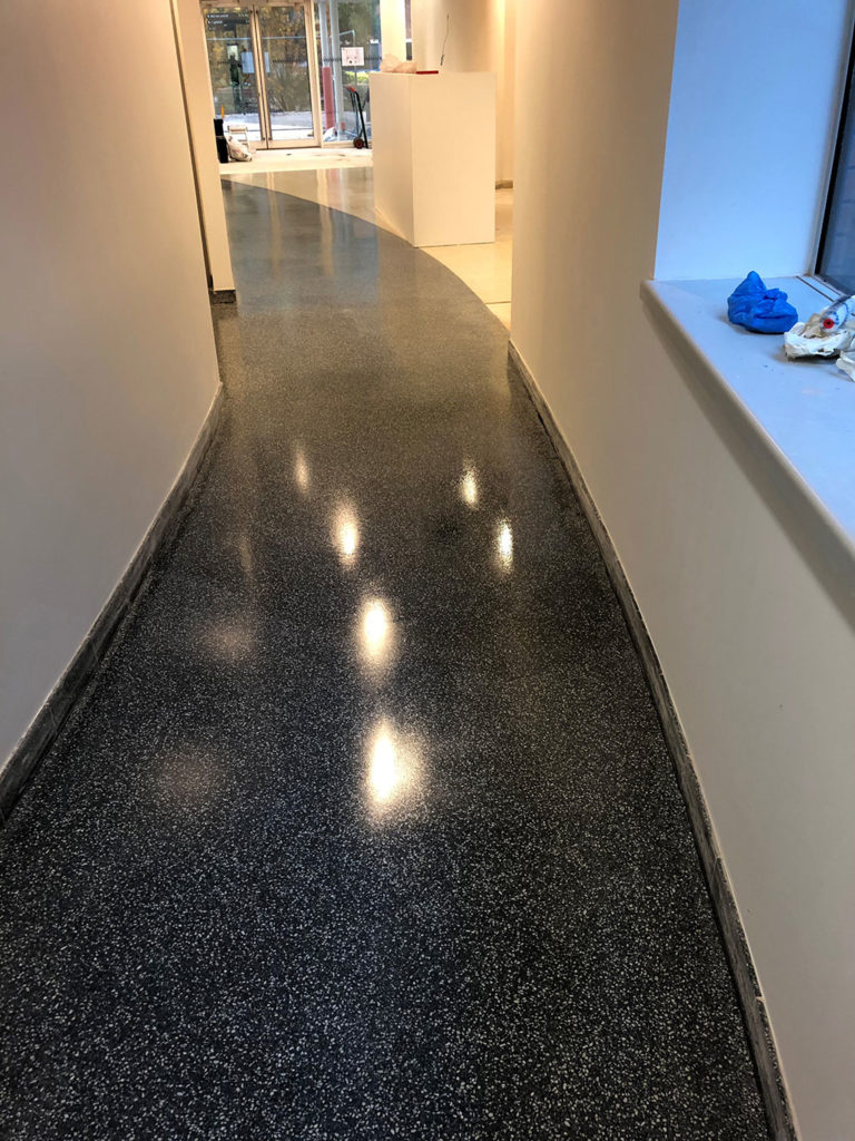 Resin Flooring Birmingham
